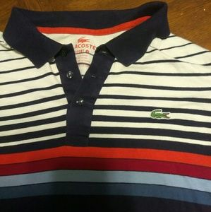 Lacoste Shirts - Lacoste Long Sleeve